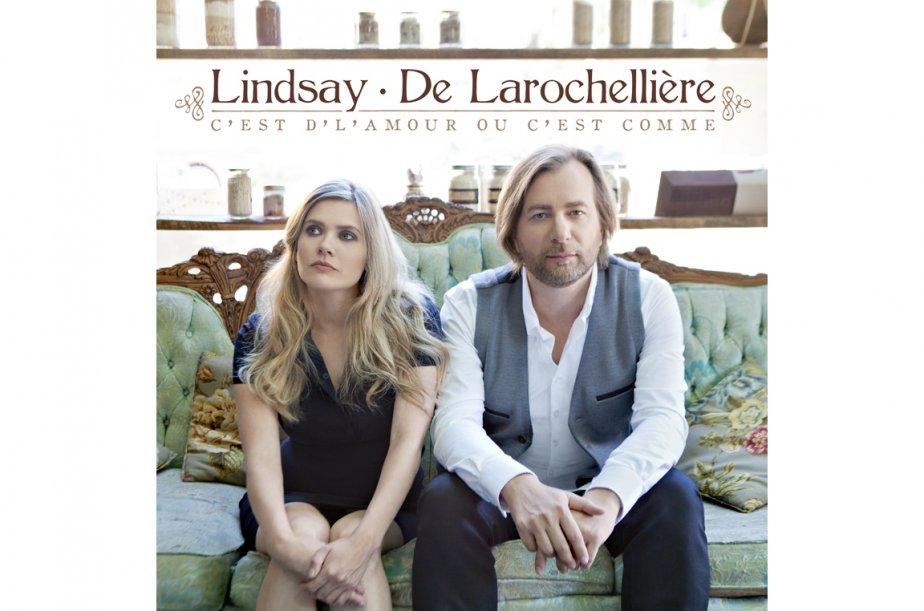 Andrea Lindsay et Luc De Larochellière forment un couple. C'est dit sans être...