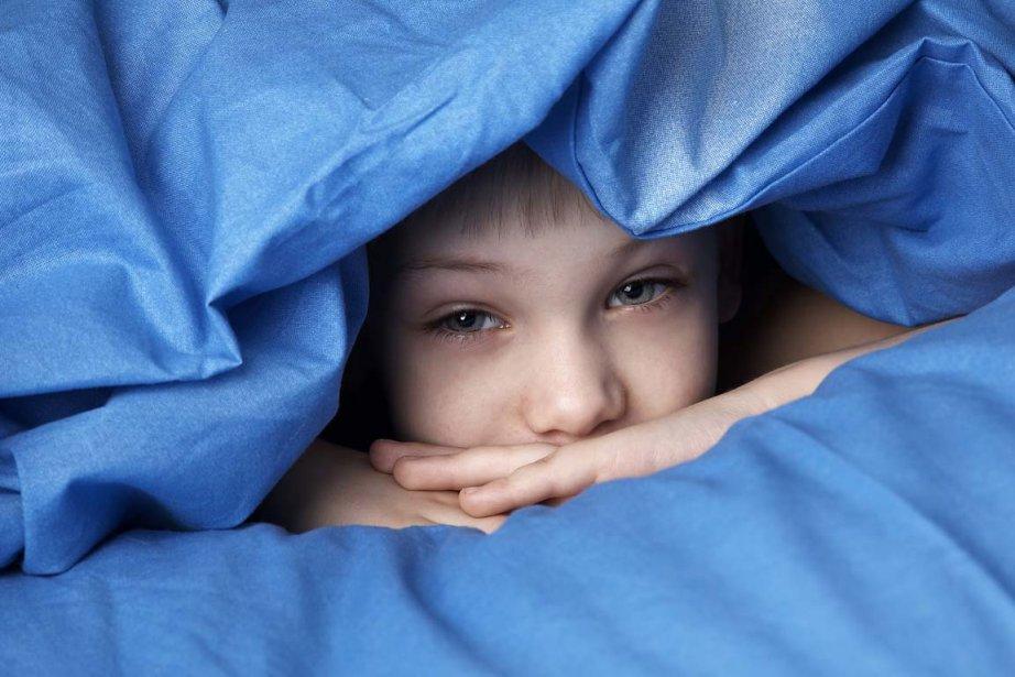Mon fils de 4 ans met plus d'une demi-heure à... (Photo: archives La Presse)