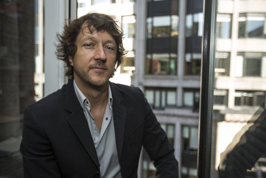 Étienne Borgeat, PDG de PCO Innovation, a des... (PHOTO OLIVIER PONTBRIAND, LA PRESSE)