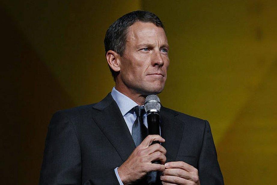 Lance Armstronglors du gala anniversaire de la fondation... (PHOTO ASSOCIATED PRESS)