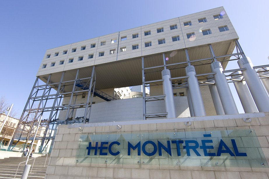 HEC Montréal... (Photo: David Boily, archives La Presse)