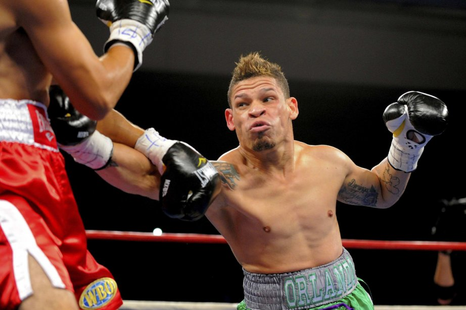 Orlando Cruz... (Photo : Scott Miller, Reuters)