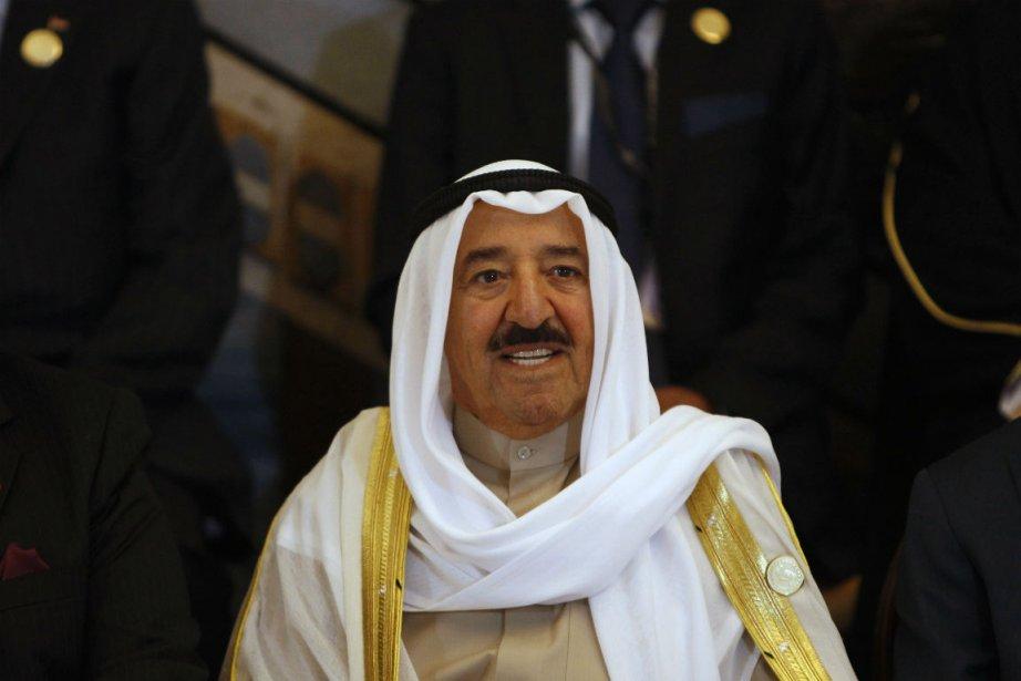 Sabah al-Ahmad al-Sabah... (Photo Saad Shalash, Reuters)