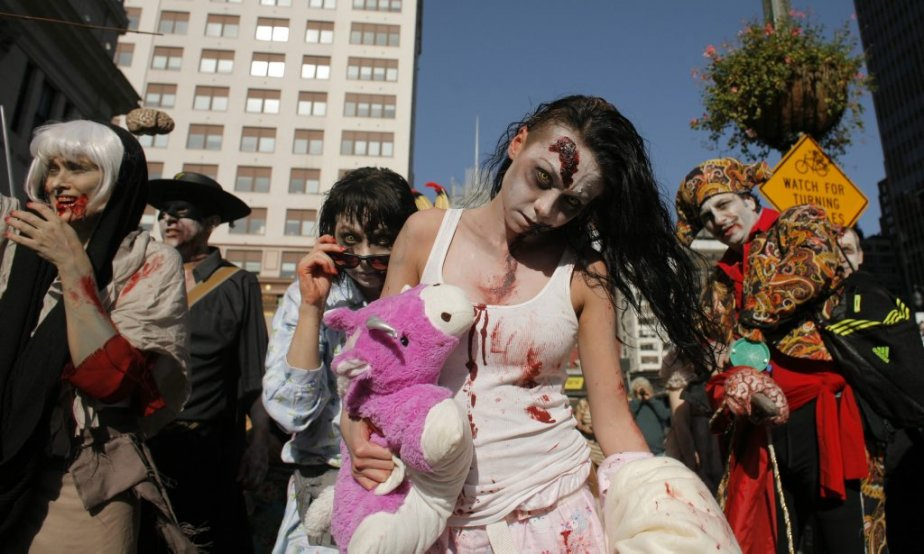 Le «ZOMBIECON» à New York | 20 octobre 2012