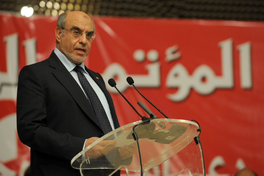 Le premier ministre tunisien, l'islamiste Hamadi Jebali.... (Photo AFP)