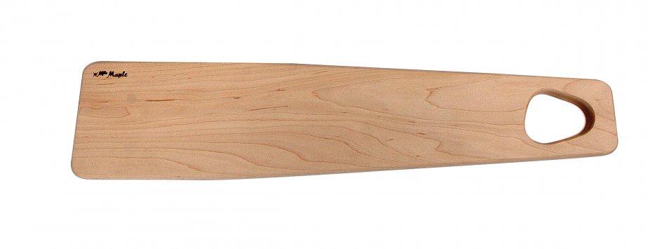 Planche à découper en érable de Mlle Maple, 40$ chez Pot en Ciel (27, rue du Petit-Champlain, Québec, 418 692-1743) | 21 octobre 2012
