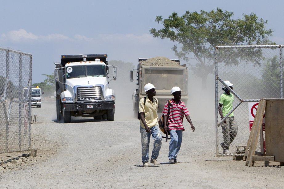 Haïti mise sur le parc industriel de Caracol... (Photo Robert Skinner, La Presse)