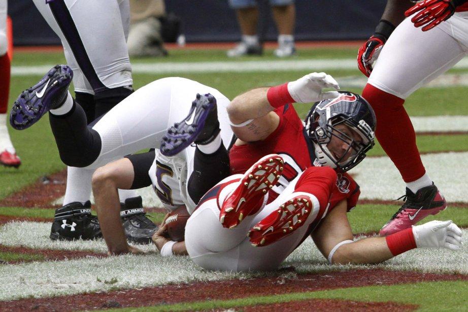 Le succès des Ravens passe maintenant par Joe... (Photo: Reuters)