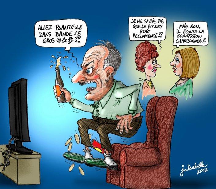 Caricature du 20 octobre | 22 octobre 2012