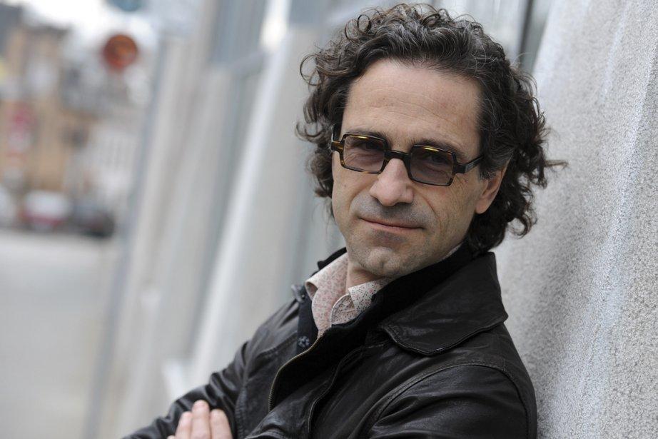 Daniel Danis, auteur de La Scaphandrière.... (Photo fournie par focus 1)