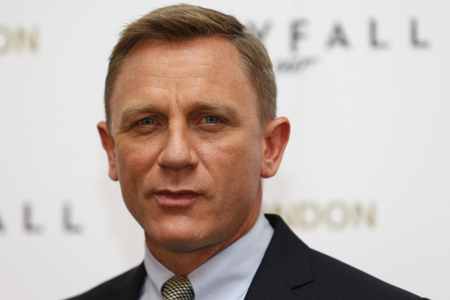 Le 23e film d'aventure du célèbre agent incarné... (Photo Andrew Winning, Reuters)