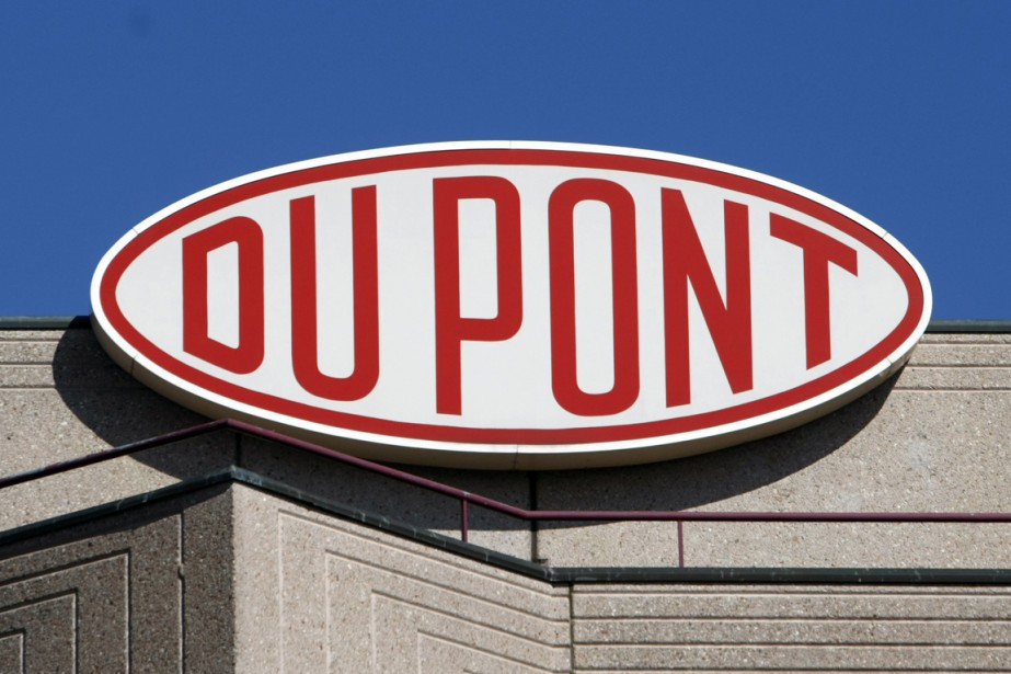 Le groupe d'agrochimie américain DuPont, en passe de... (Photo archives Reuters)