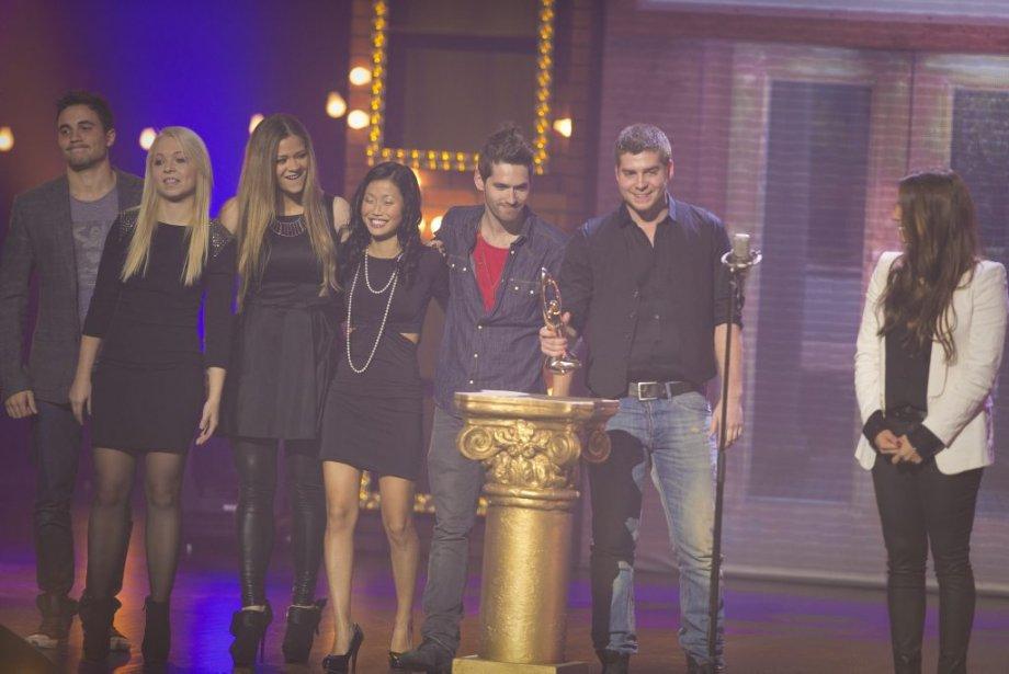 Star Académie | 23 octobre 2012