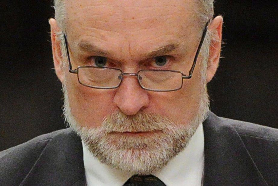 Michael Ferguson... (Photo La Presse Canadienne)
