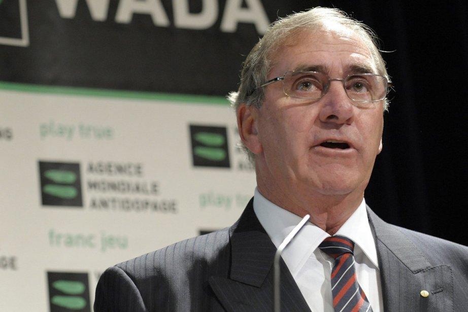 Le président de l'Agence mondiale antidopage, John Fahey.... (Photo: AP)