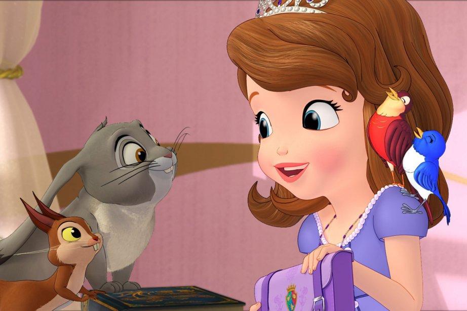 La Princesse Sofia ne semble pas très populaire... (Photo AP/Disney)