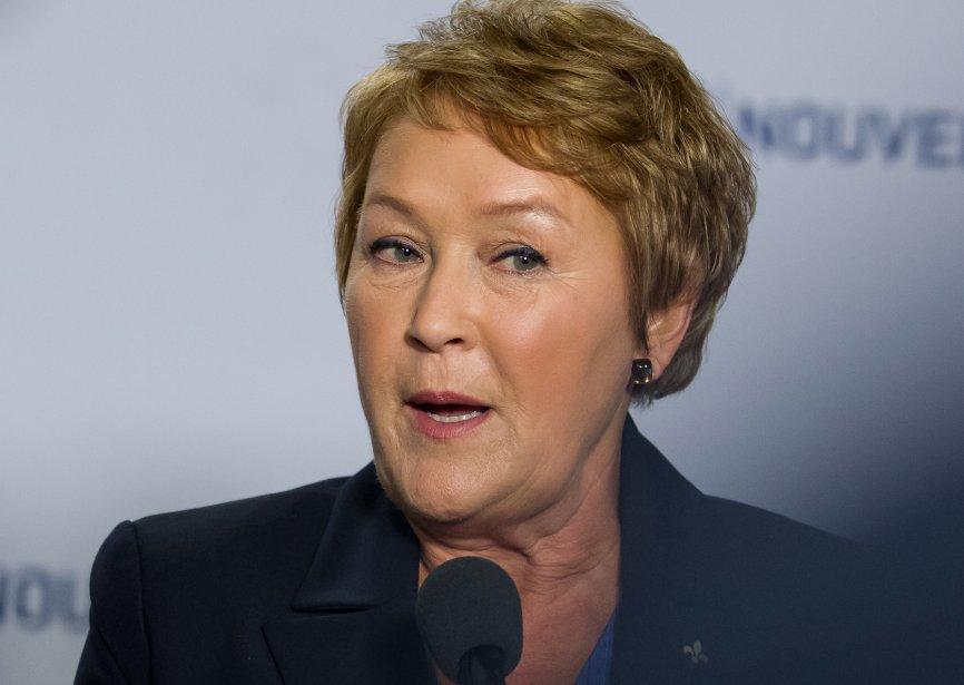 Pauline Marois... (Photo Les archives; La Presse)
