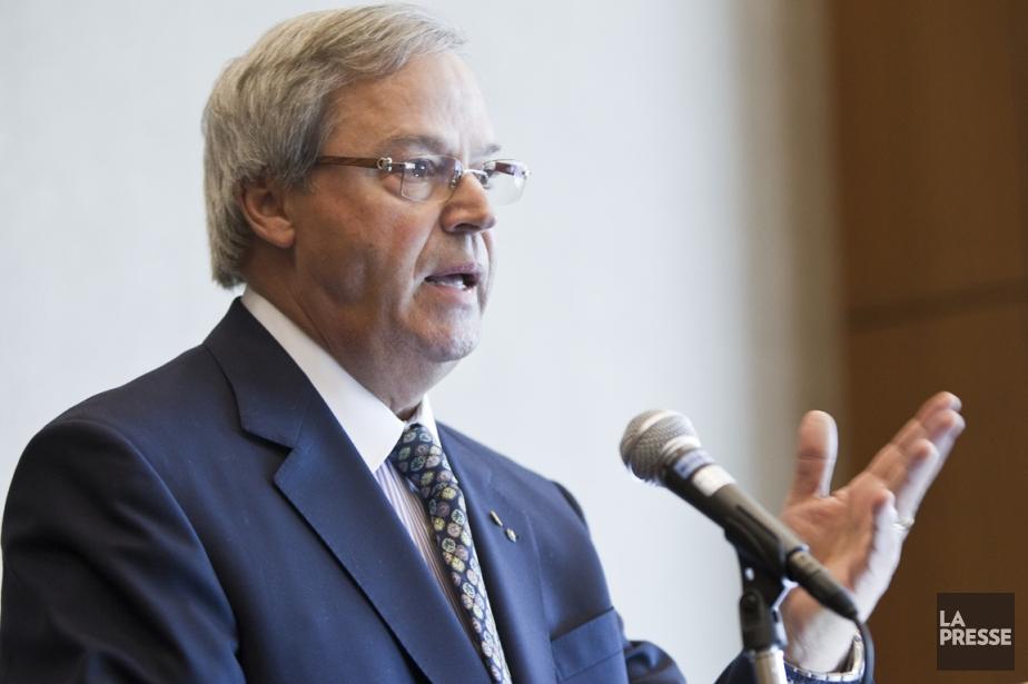 Jacques Ménard, président de BMO Groupe Financier, a... (Photo Edouard Plante-Fréchette, archives La Presse)