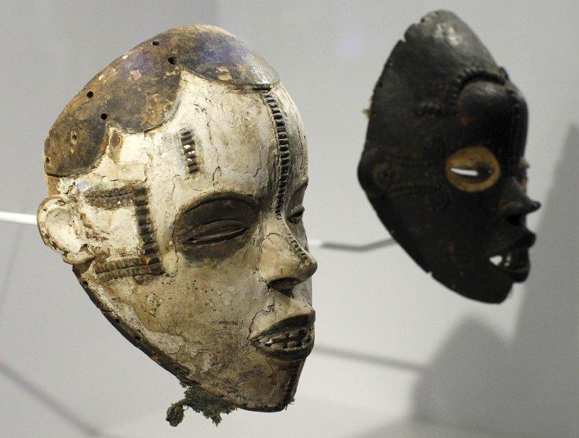 Masques  Okua Idoma | 24 octobre 2012
