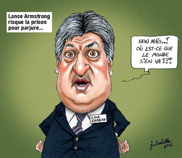 Caricature du 24 octobre 2012. | 24 octobre 2012