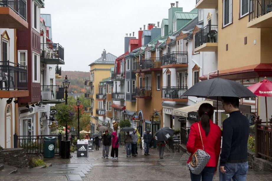 Après Montréal et Québec, la région des Laurentides... (Photo: Robert Skinner, La Presse)