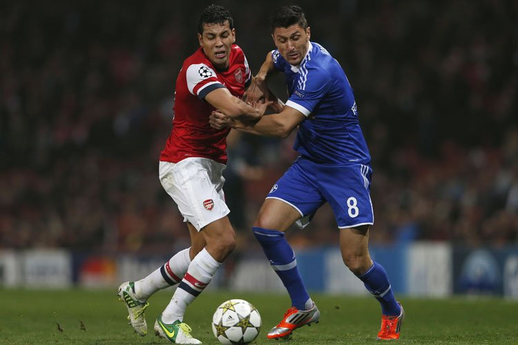 Arsenal a subi la première défaite de son histoire à... (Photo: Reuters)