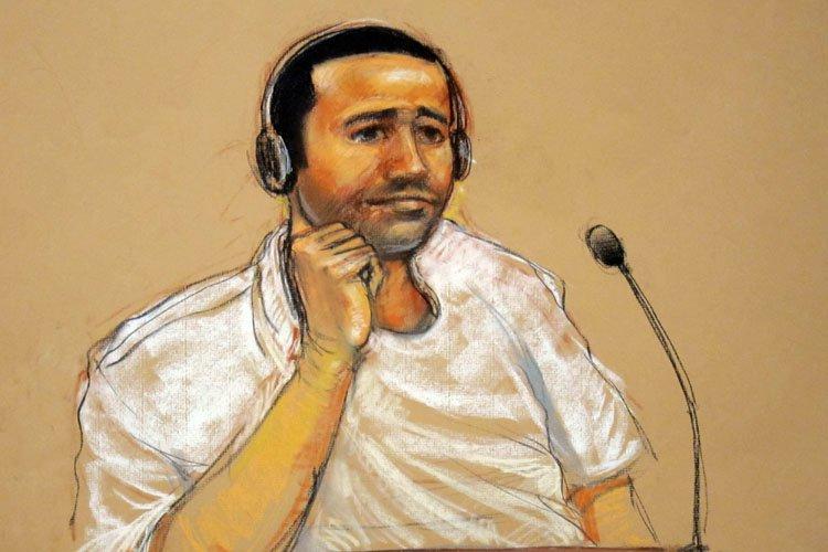 Considéré comme un proche d'Oussama ben Laden, Abd-al-Rahim... (Photo: Reuters)