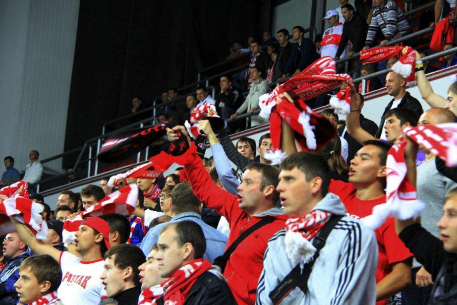 Le hockey ne rivalise pas avec le soccer,... (Photo: La Presse, collaboration spéciale)