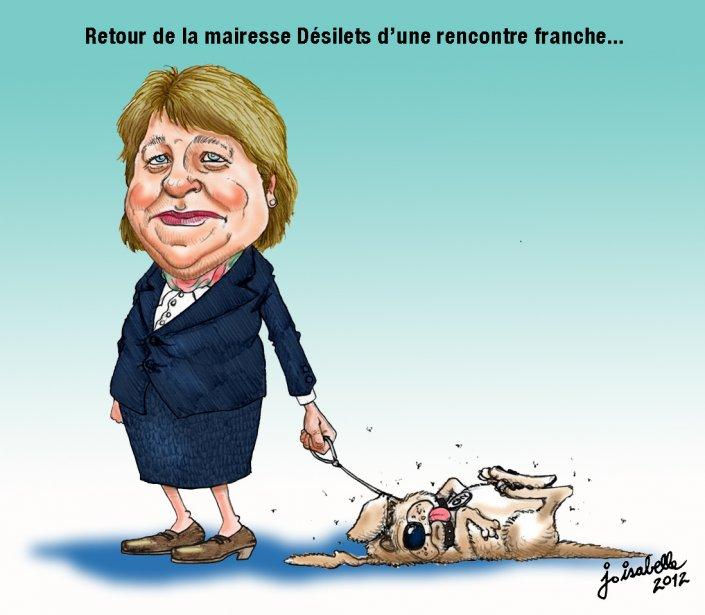 Caricature du 25 octobre | 25 octobre 2012