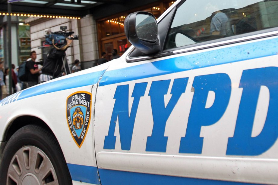 Une manifestation était prévue lundi après-midi à New York, en... (PHOTO AFP)