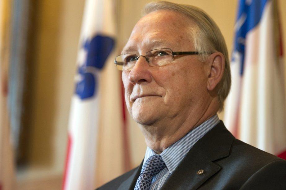 Gérald Tremblay... (Photo La Presse Canadienne)