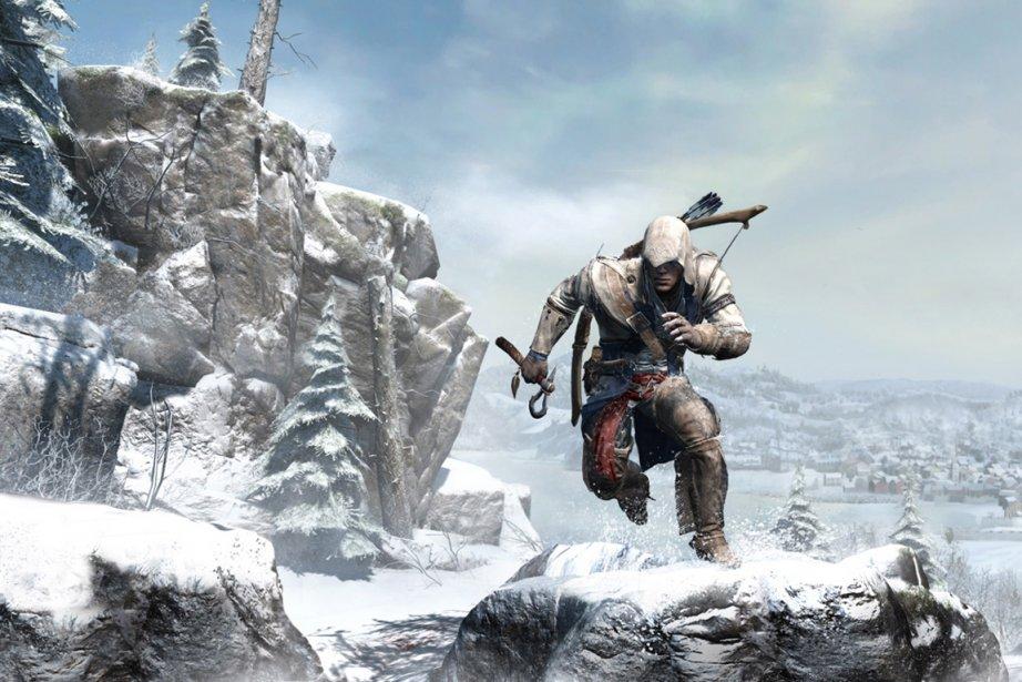Assassin's Creed III... (PHOTO LA PRESSE CANADIENNE)