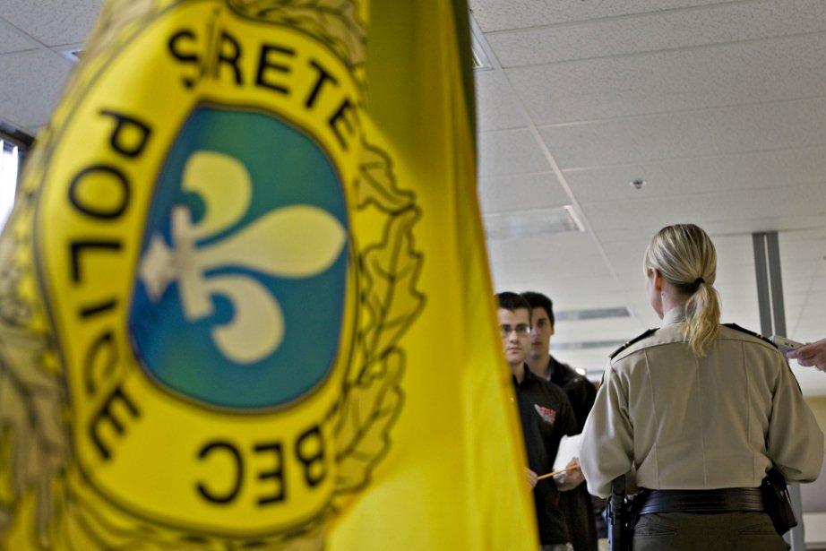 La Sûreté du Québec s'est vu confier... (Photo Ivanoh Demers, archives La Presse)