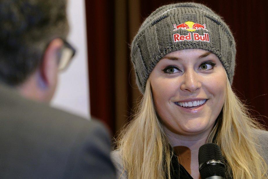 Lindsey Vonn a subi des examens en raison... (Photo: AFP)