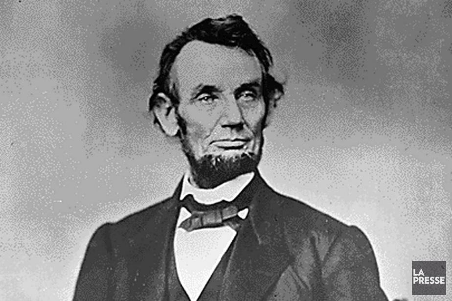 Abraham Lincoln... (Archives La Presse)