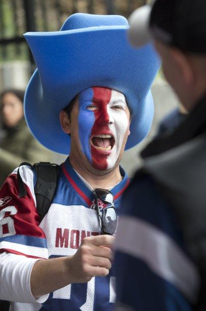 Les Alouettes de Montréal contre les Eskimos d'Edmonton au Stade Percival-Molson. | 28 octobre 2012