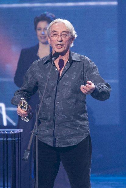 Richard Desjardins gagnant de Spectacle de l'année - Auteur-compositeur-interprète pour L'existoire. | 28 octobre 2012