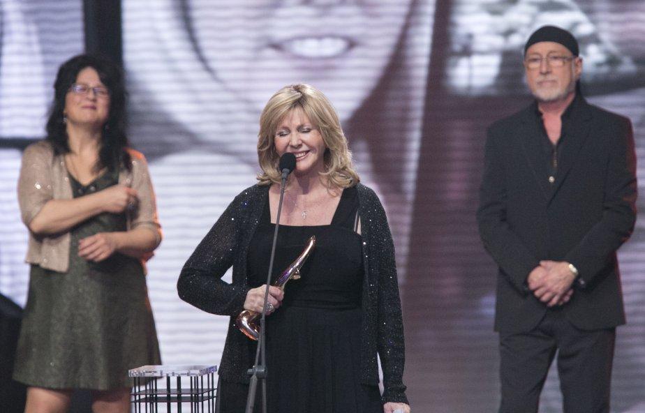 Hommage à Renée Martel pour sa carrière. | 28 octobre 2012