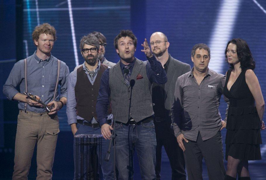 Groupe de l'année :  Mes Aïeux. | 28 octobre 2012