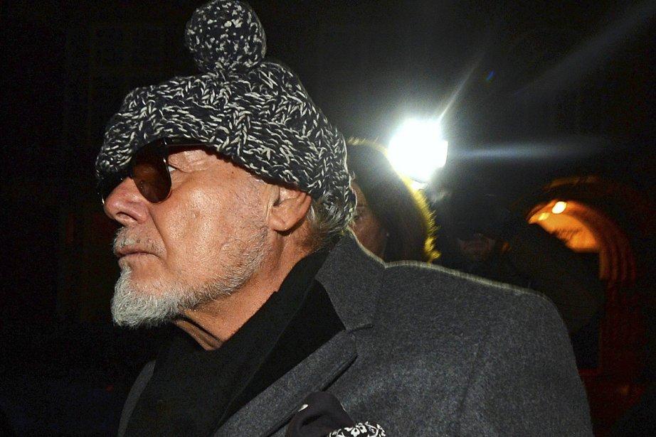 Gary Glitter, chanteur britannique très populaire dans les... (Photo: Reuters)