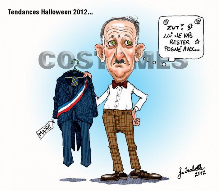 Caricature du 27 octobre | 29 octobre 2012