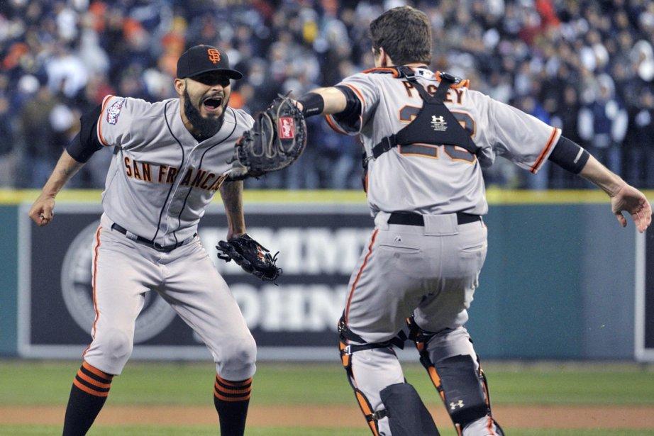 Les Giants de San Francisco on  repêché... (Photo: Reuters)