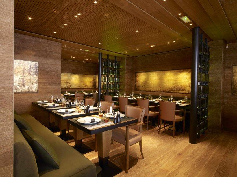 Le restaurant 110 de Taillevent | 29 octobre 2012