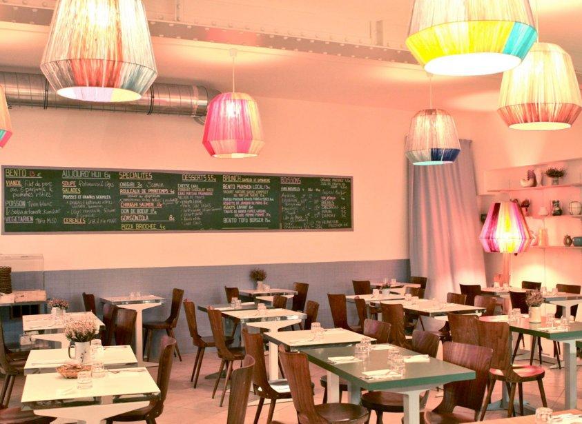 Le restaurant Nanashi | 29 octobre 2012