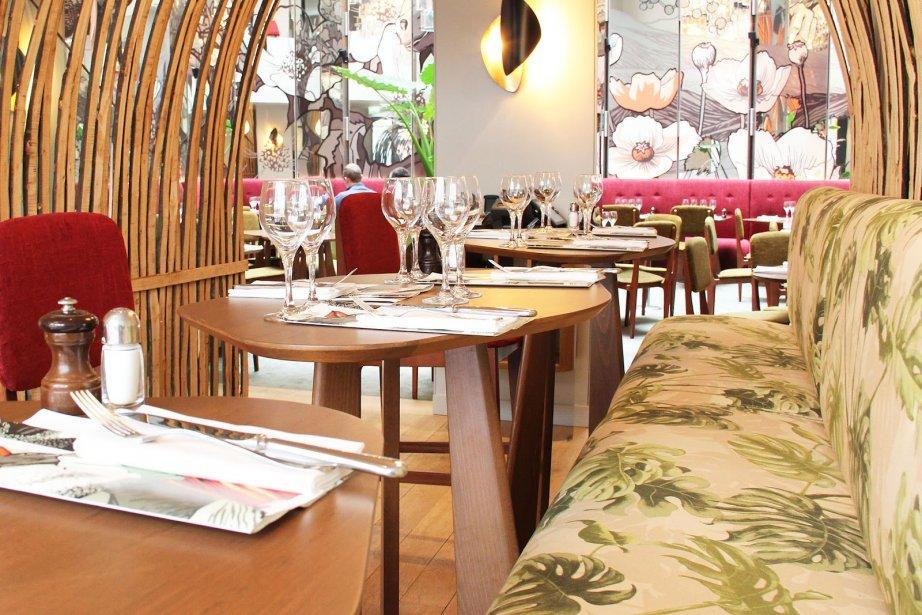 Le restaurant Très Honoré | 29 octobre 2012