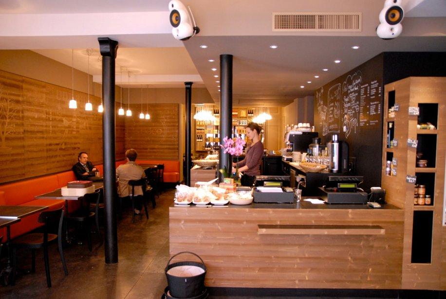 Le restaurant Boco Opéra | 29 octobre 2012