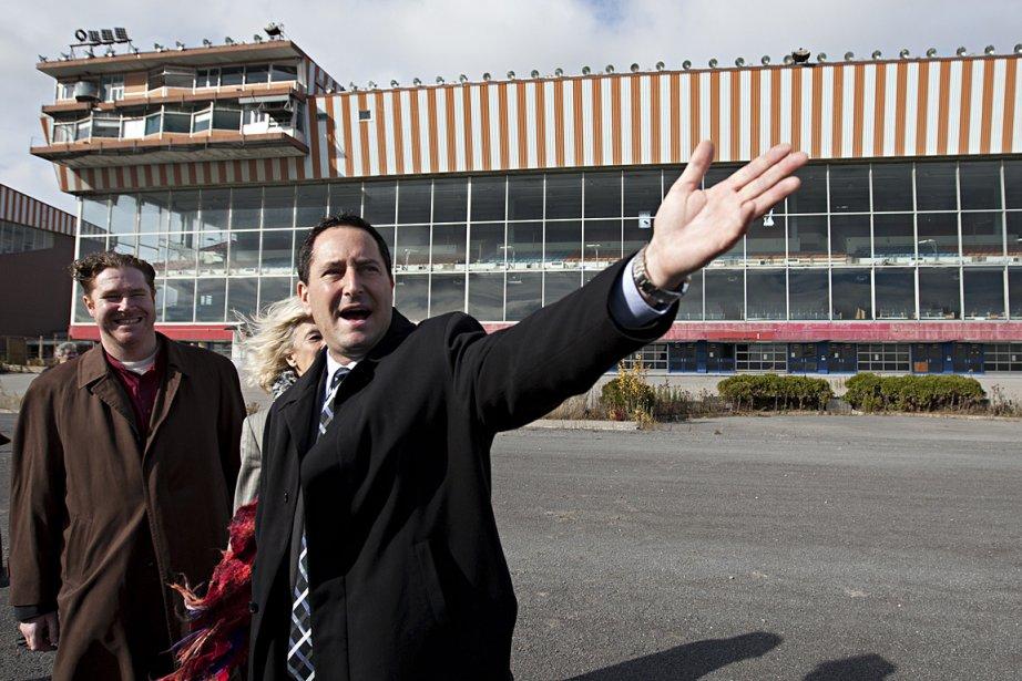 Le site de l'ancien Hippodrome de  Montréal... (Photo: François Roy, La Presse)