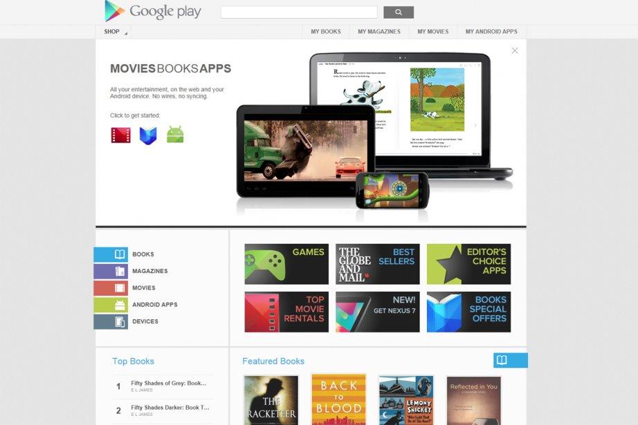Le géant de l'internet Google a annoncé lundi le démarrage d'un service  de...