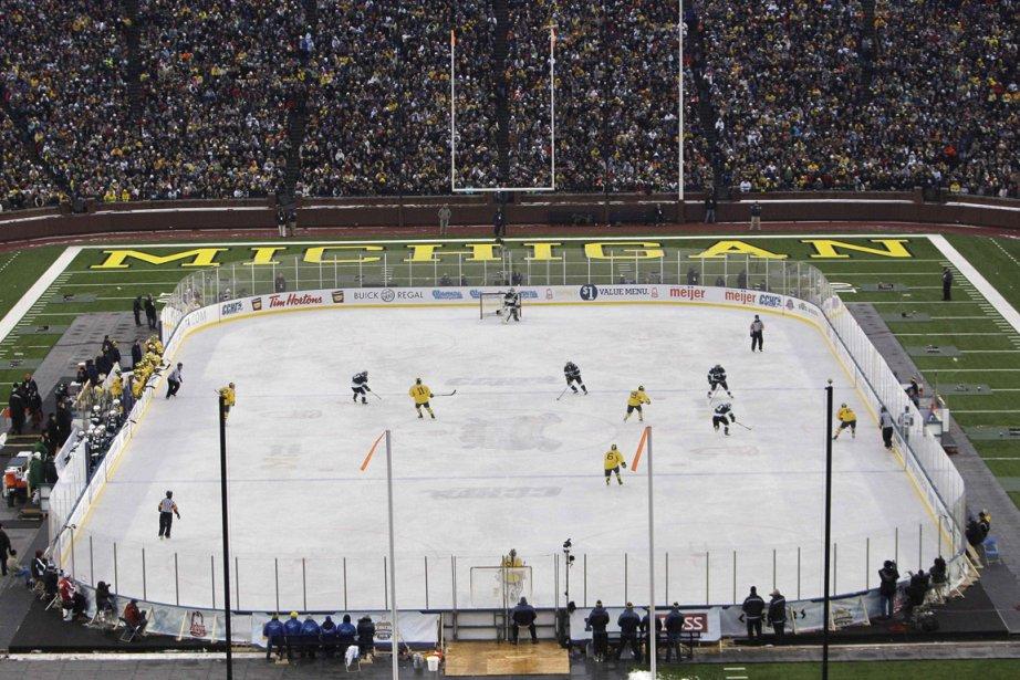 La Classique hivernale doit opposer les Maple Leafs... (Photo: AP)