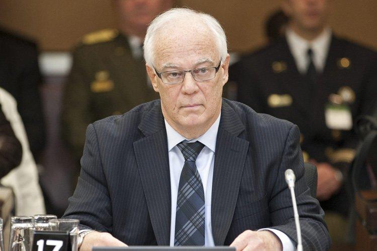 Le leader parlementaire libéral à Québec, Robert Dutil, a évoqué... (Photo: PC)
